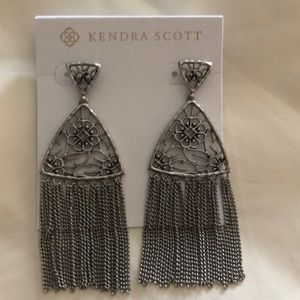 Kendra Scott Ana Tassel Statements Earings